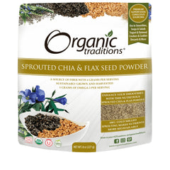 Organic Sprouted Chia Flax 227g