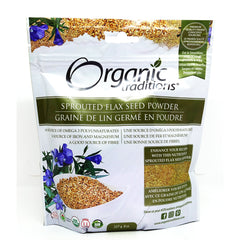 Organic Sprouted Flax Powder 227g