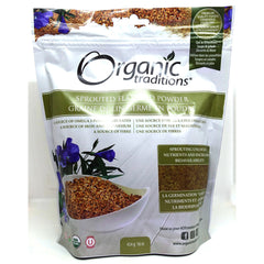 Organic Sprouted Flax Powder 454g