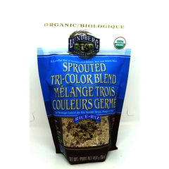 Organic Sprouted Tri Color Blend 454g