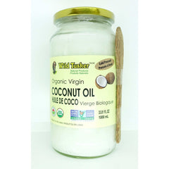 Organic Virgin Coconut Oil 1000ml