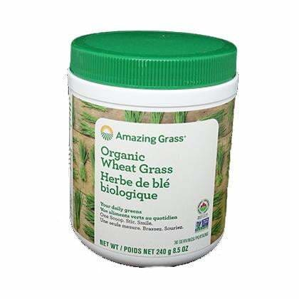Organic Wheat Grass Powder 240g - WheatGrass