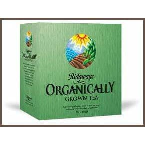 Organically Grown Tea 40 Tea Bags - Tea
