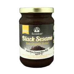 Organnic Raw Black Sesame Butter 280g