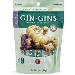Original Ginger Chews 84g