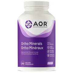 Ortho Minerals 226mg 210 Caps