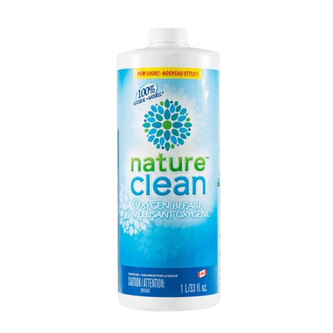 Oxygen Bleach No Chlorine 1L - Laundry