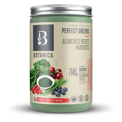 Perfect Greens Organic Berry 216g