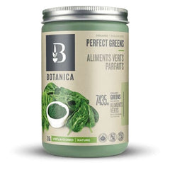 Perfect Greens Organic Unflavoure 216g