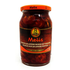 Pickled Red Jalapeno Pepper 250ml