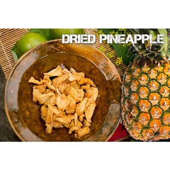 Pineapple Dried Fruit 120g