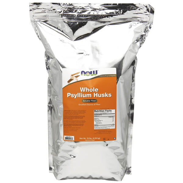 Psyllium Husks Whole Bag 454g - Fibre