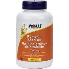 Pumpkin Seed Oil 1000mg 100 Soft Gels