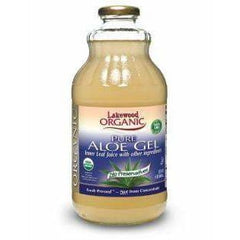 Pure Aloe Gel Organic 946mL