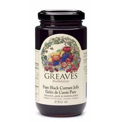 Pure Black Currant Jelly 250mL