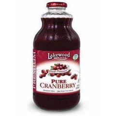 Pure Cranberry Juice 946mL