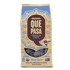 Que Blue Tortilla Chips 425g