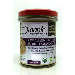 Raw Almond Butter 180g