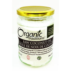 Raw Coconut Oil Extra Virgin 500ml