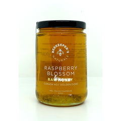 Raw Honey Raspberry Blossom 500g