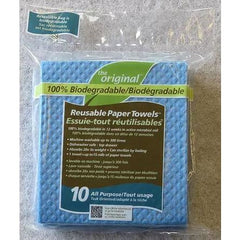 Reusable Paper Towels Tube Towel 10 Counts