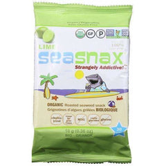 Roasted Seaweed Snack Lime 10g