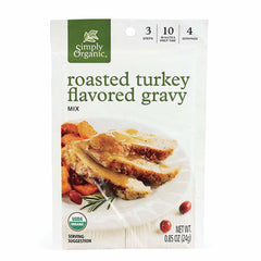 Roasted Turkey Gravy Organic 24g