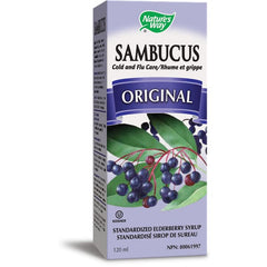 Sambucus Flu Care Original 120mL