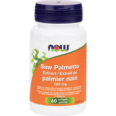 Saw Palmetto 160mg 60 Soft Gels