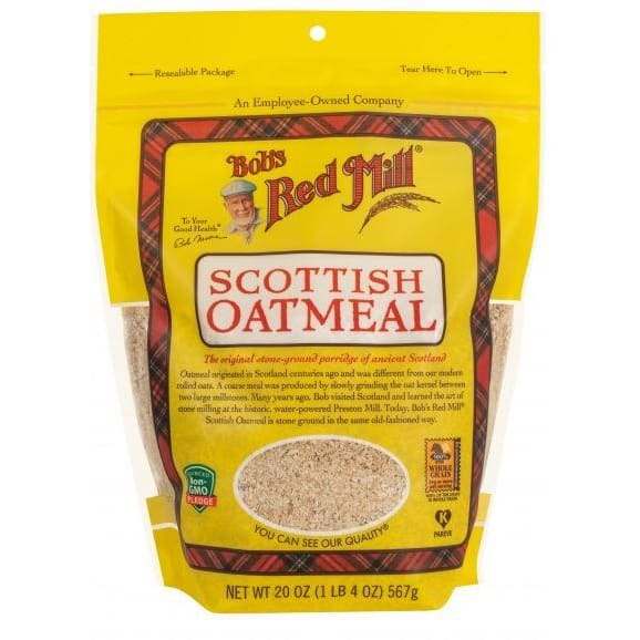 Scottish Oatmeal 566g - Oats