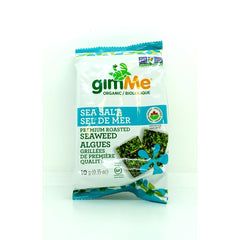 Sea Salt Roasted Seaweed Snack 10g