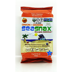 Seaweed Snack Toasty Onion 5g