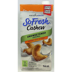SF Cashew Unsweetened Original 946ml