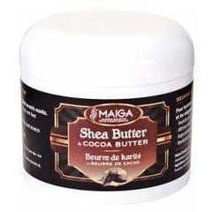 Shea Butter and Cocoa Butter 118ml