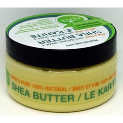 Shea Butter Lemongrass 227g