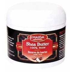 Shea Butter Raw Organic 118mL