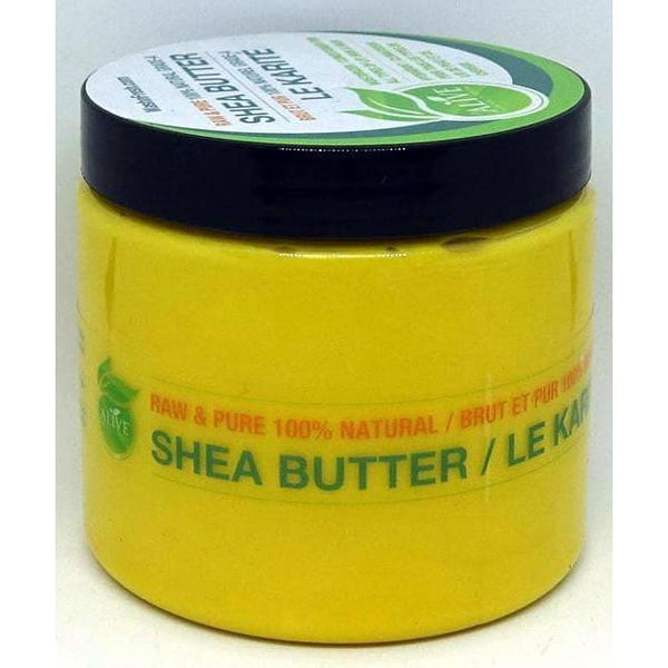 Shea Butter Yellow 454g - BodyButter