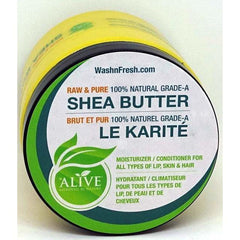 Shea Butter Yellow 454g