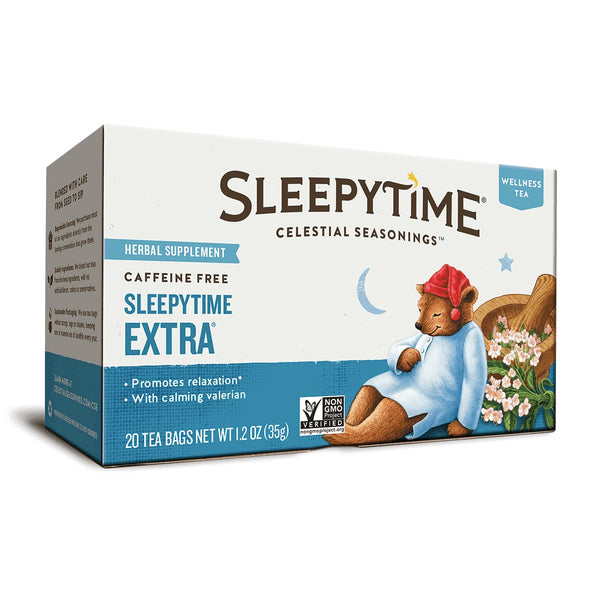 Sleepy Time Extra 20 Tea Bags - Tea
