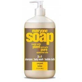 Soap 3in1 Coconut Lemon 946mL - Shower Gel