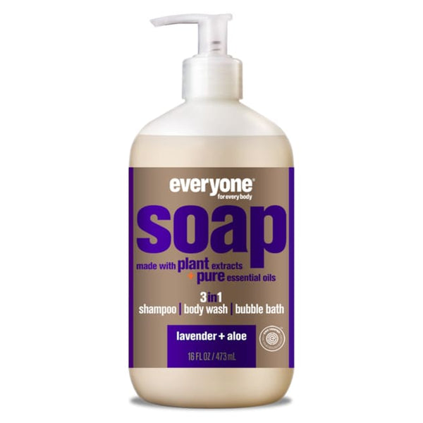 Soap 3in1 Lavender Aloe 946ml