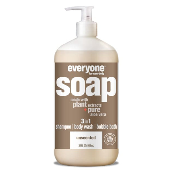 Soap 3in1 Unscented 946ml