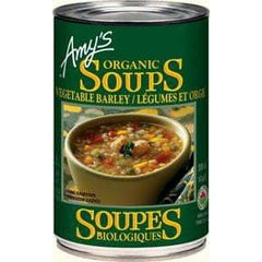 Soup Vegetable Barley 398mL