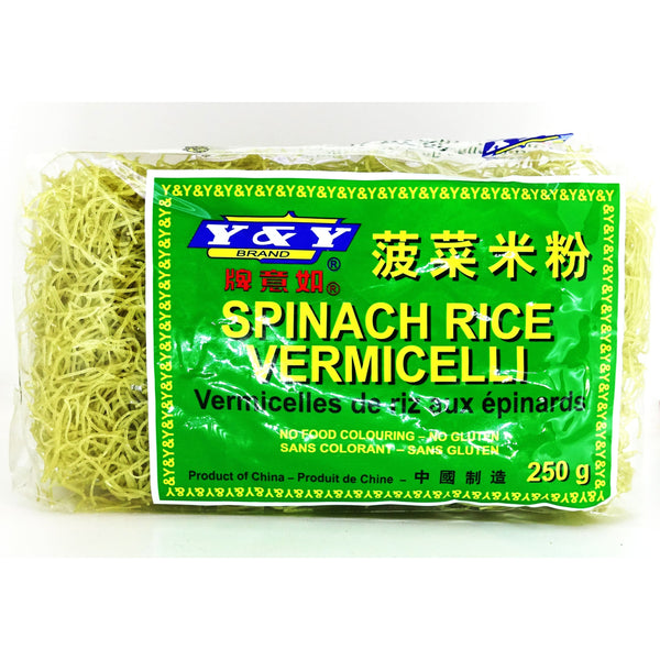 Spinach Rice Vermicelli 250g