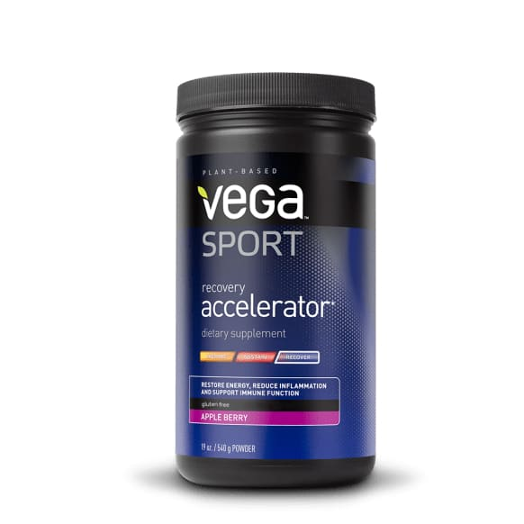 Sport Recovery Accelator Apple 540g - Protein