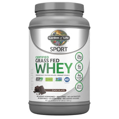 Sports Whey Protein Chocolate 672g