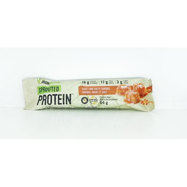 Sprouted Protein Bar Sweet Salt 64g - Bars