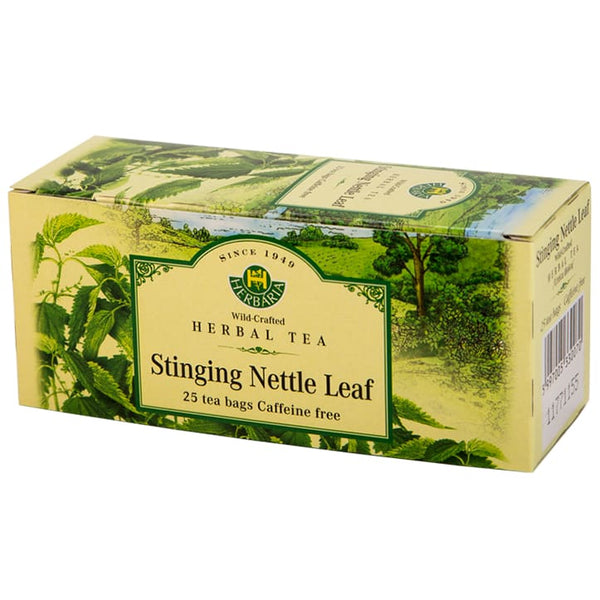 Stinging Nettle Leaf 25 Tea Bags - Tea
