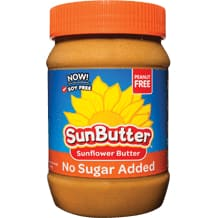 Sunflower Butter No Sugar Original 454g