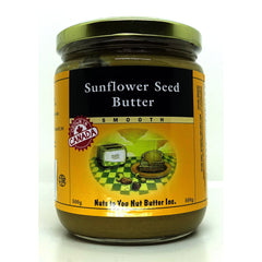 Sunflower Seed Butter Smooth 500g